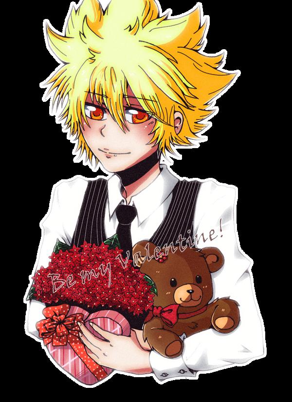 Be my valentine! by lyofar