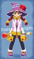 Sayaka Fantasy Knight