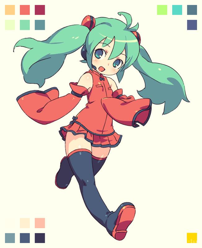 Hatsune Miku by om-hikky