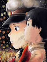 GRAVE OF THE FIREFLIES by satoshi21