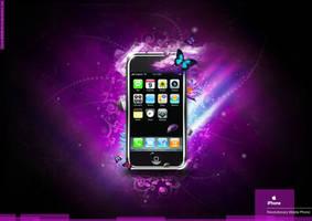 IPhone 3G Fantasy by F4rn4