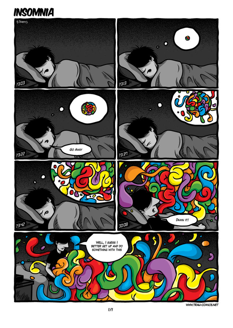 Insomnia by AndrewStrauss