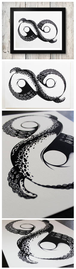 Straussart Infinity Tentacle