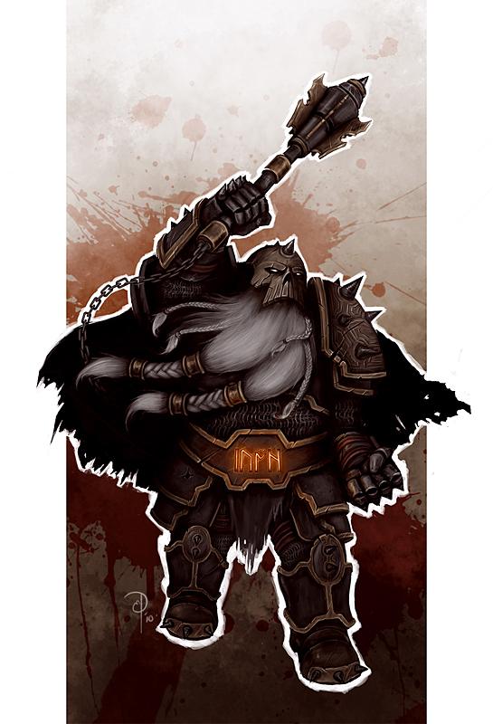 Blackforge by Brainfog