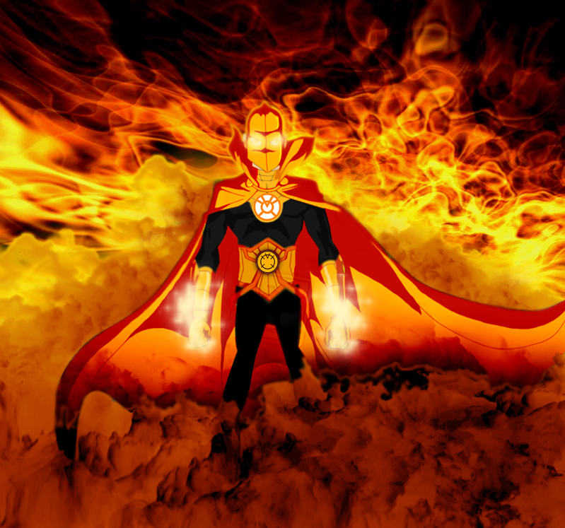 All-Along the Titans Tower [Titans] - Page 2 Orange_lantern_dr_fate_by_m0rden-d5rpvvm