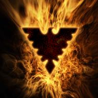 Dark Phoenix Logo Dark Phoenix Logo by M...