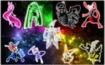 Pokemon Lantern Corps
