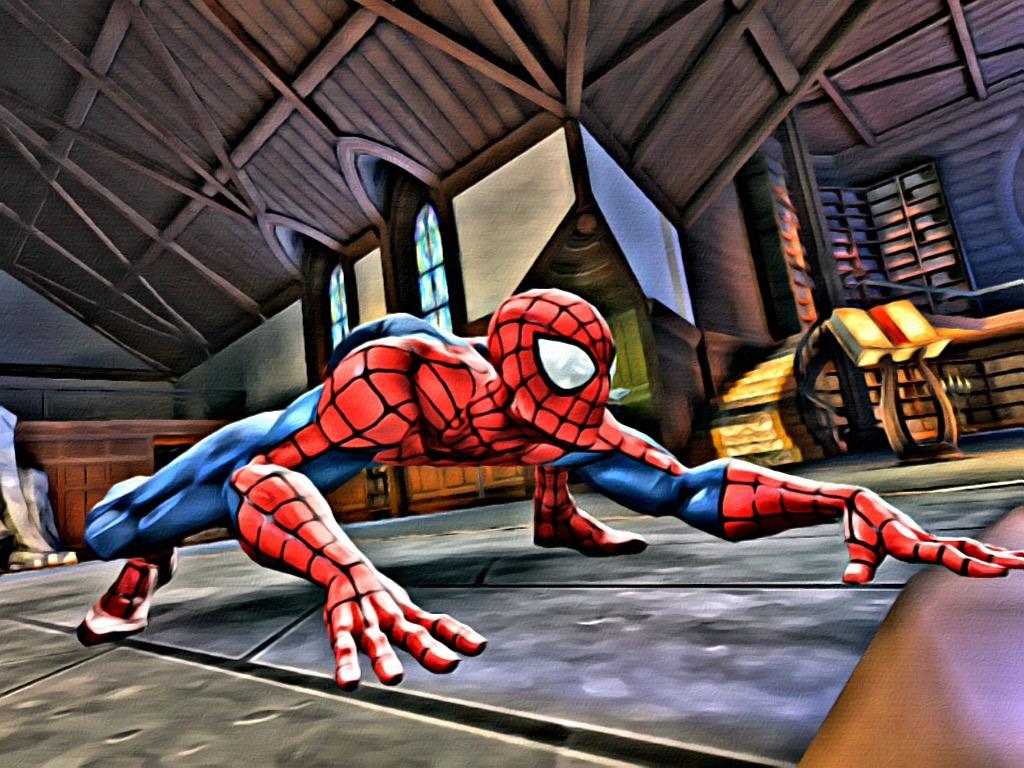 Spider-man by M0rden