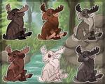 Moose Adoptable [1/6 OPEN]