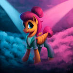 Into The Limelight by LolliponyArt