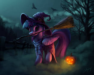 Witching Hour by LolliponyBrony