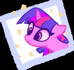 Sparkley Horse
