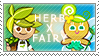 Herb X Fairy Stamps