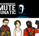 Dangerous Mute Lunatics by Counterflow