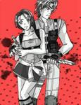 Jill and Carlos