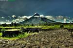 Mayon Volcano HDR