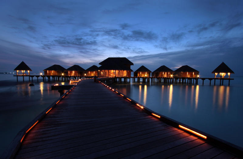 Maldives - Spa by Lonney