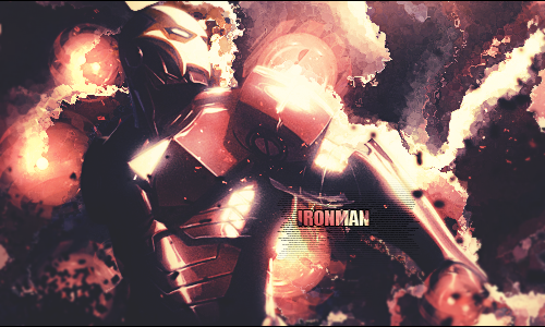 Ironman by Riizq