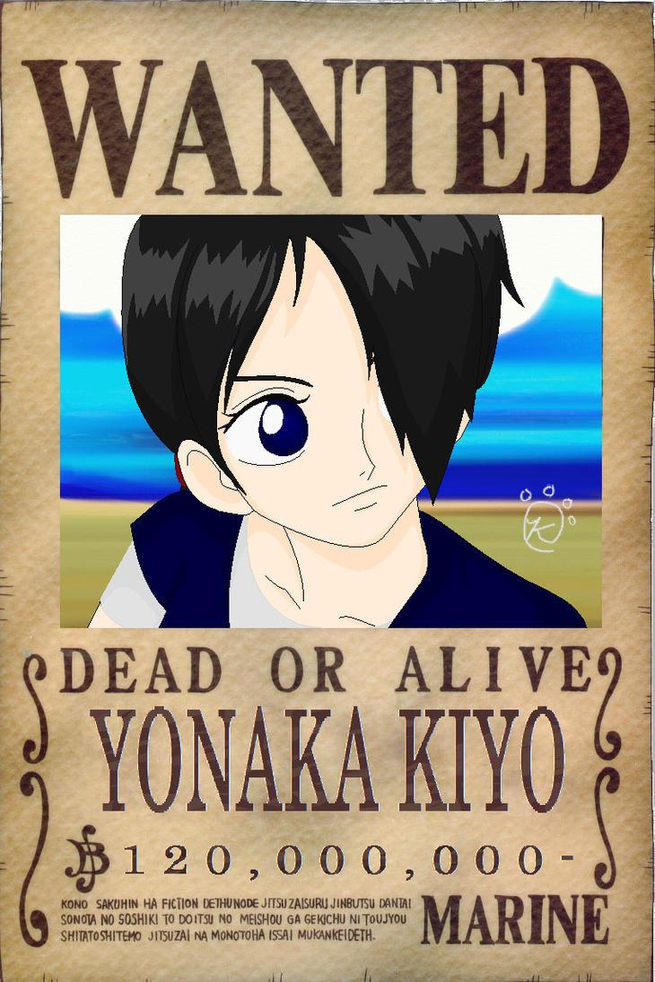 Zoro wanted poster