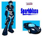TF:A - OC Sparkblaze