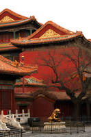 Inside the Forbidden City by UniqueNudes