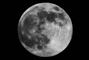 Super moon by UniqueNudes