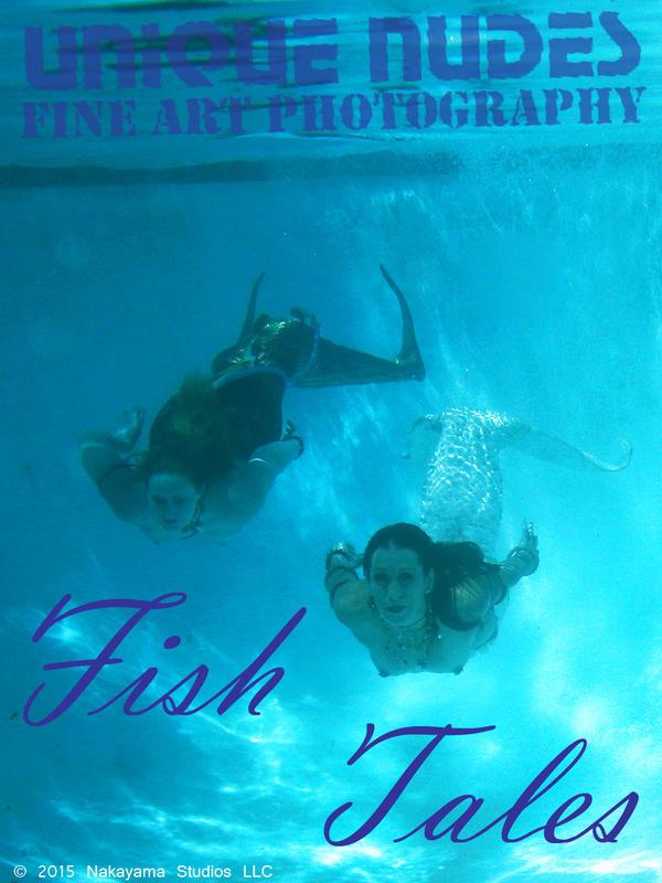 Fish Tales: Now downloadable! by UniqueNudes