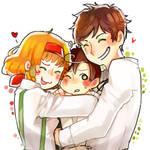 APH: *-:Tomato Family:-* Nuestro Petit Cannoli~