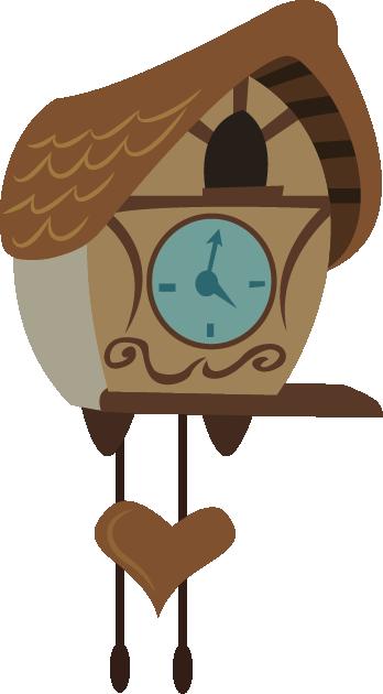 Mlp Clock By Evilbob0 On Deviantart