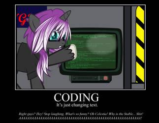 CODING by Evilbob0