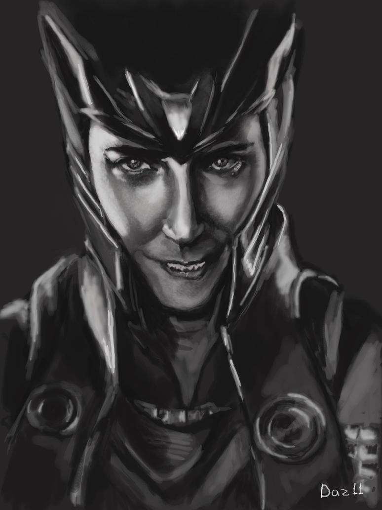 Loki. The God of Mischief by arthorde on DeviantArt