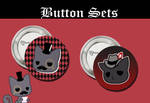 TheFancyKitty Button Sets