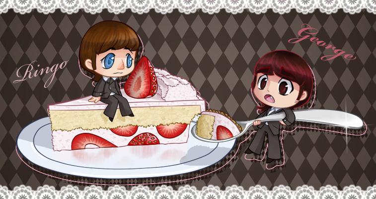 Cake by FantasyYume