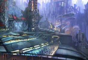 New Atlantis by whatzitoya
