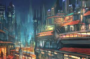 Downtown by whatzitoya