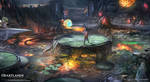 HeartLands Concept Painting 5