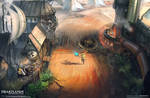 HeartLands Concept Painting 8