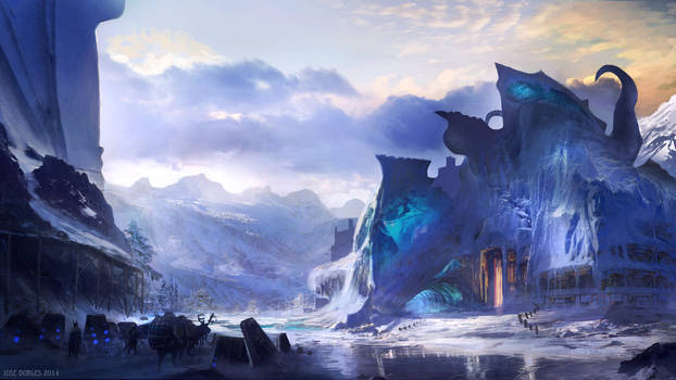 Icy Outpost