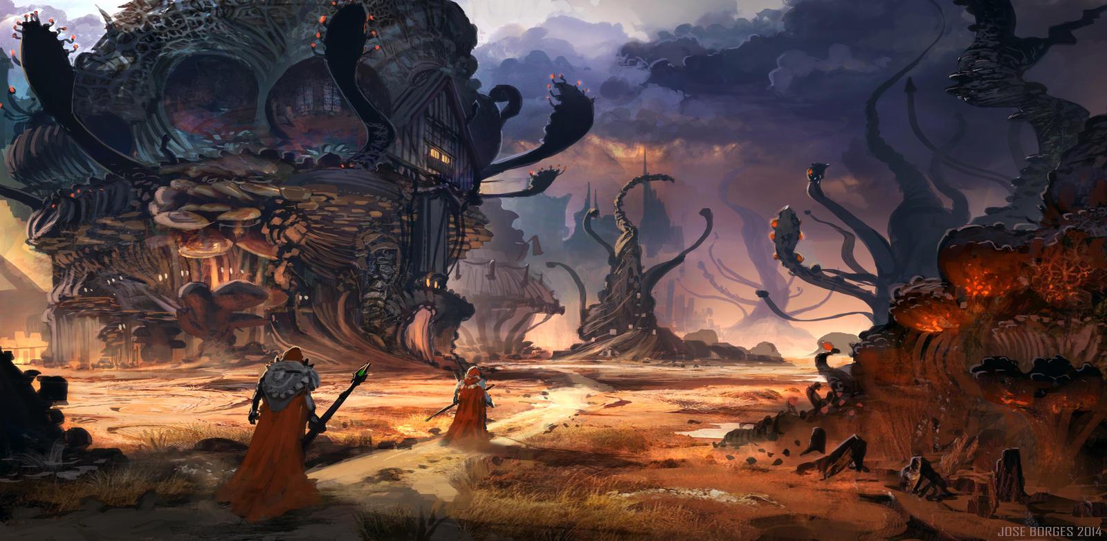 Desolation by whatzitoya