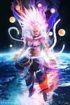 SSJ6 Goku by whatzitoya