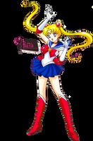 Sailor moon by Paulysa