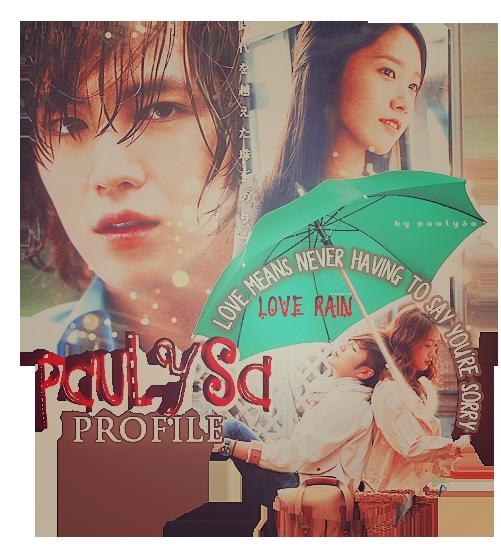 Love Rain ID by Paulysa