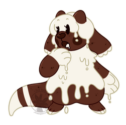 Strudel MYO: Halloween Boo Brownies! by SQUISH-DEMON