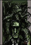 HP Lovecraft and Cthulhu