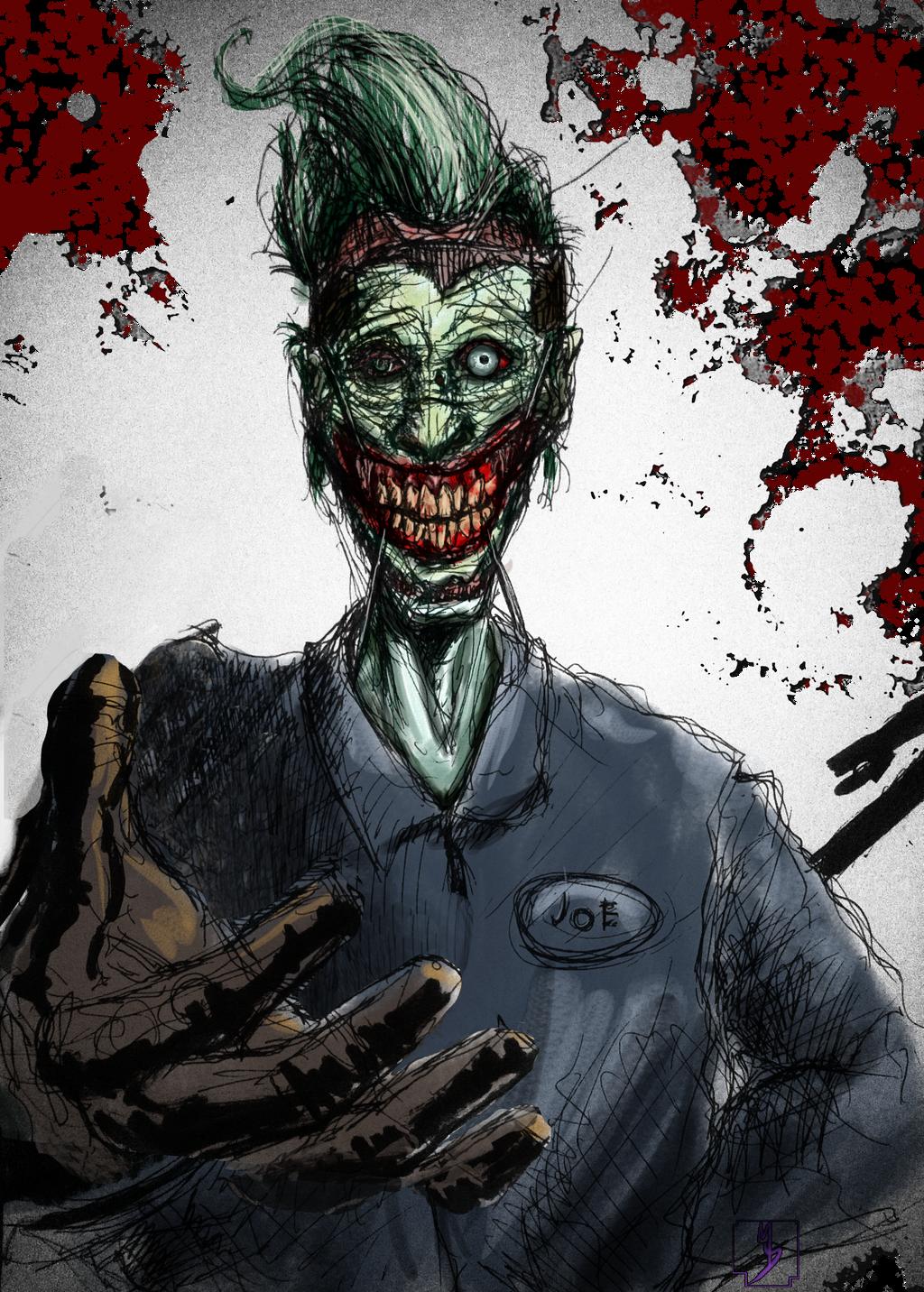 The Joker 52 By Snoopymd On Deviantart