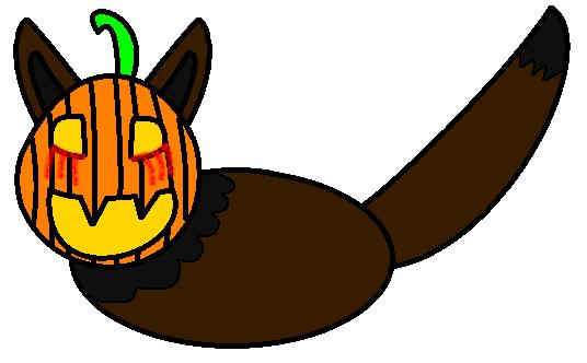 Halloween Cherry by Cutiecupvee