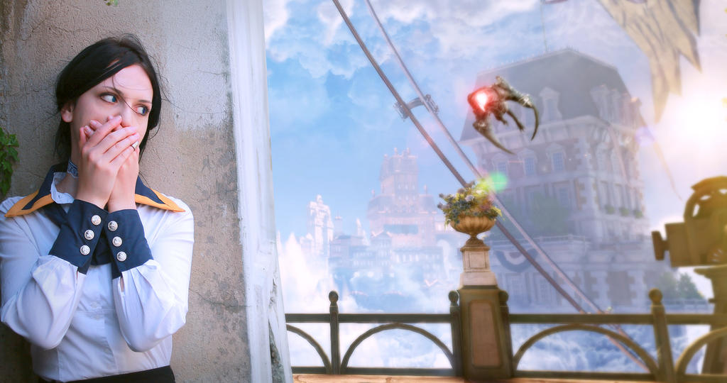 Bioshock Infinite: SONGBIRD! by SirDomPayne