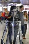 Mass Effect: EDI cosplay