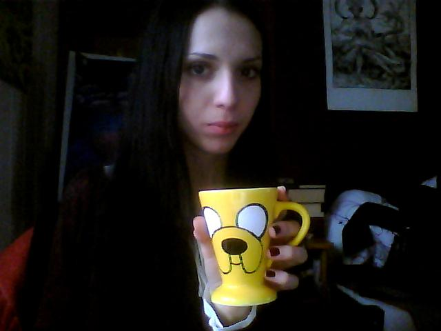 Coffee time! by SirDomPayne