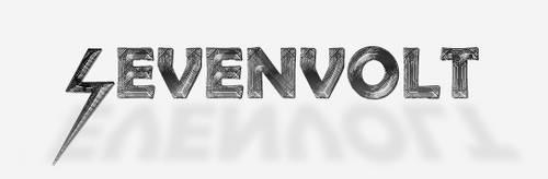 'Sevenvolt' Band Logo